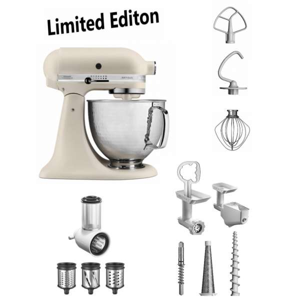 "KitchenAid ""Limited Edition"" 5KSM156HMEFL, Neu und Original vom Fachhandel"