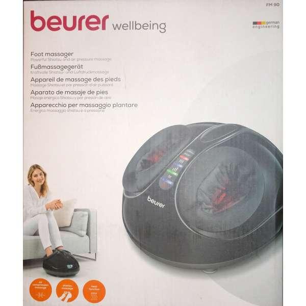 beurer fu massageger t fm 90 elektro risch. Black Bedroom Furniture Sets. Home Design Ideas