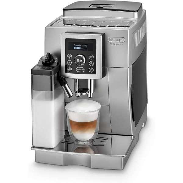 De Longhi ECAM 23.466 Kaffeevollautomat Silber, Neu vom Fachhandel