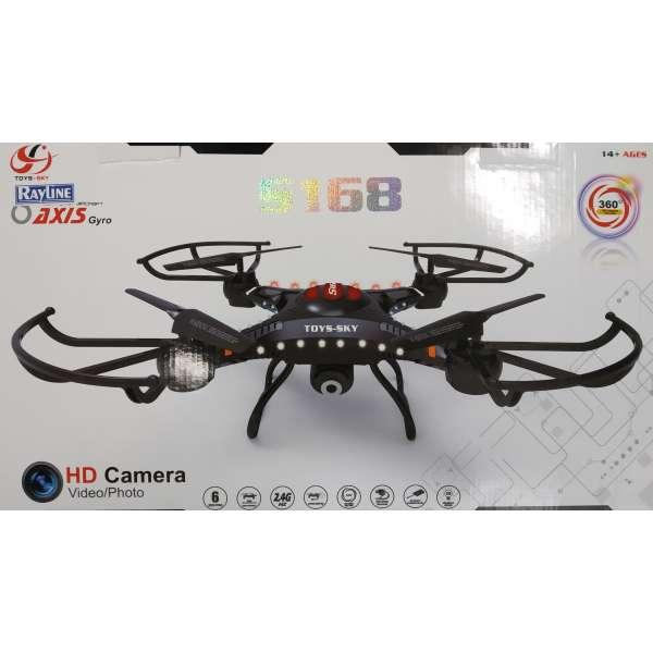 Rayline S168 Quadrocopter Selfie-Drone, Neu vom Fachhandel