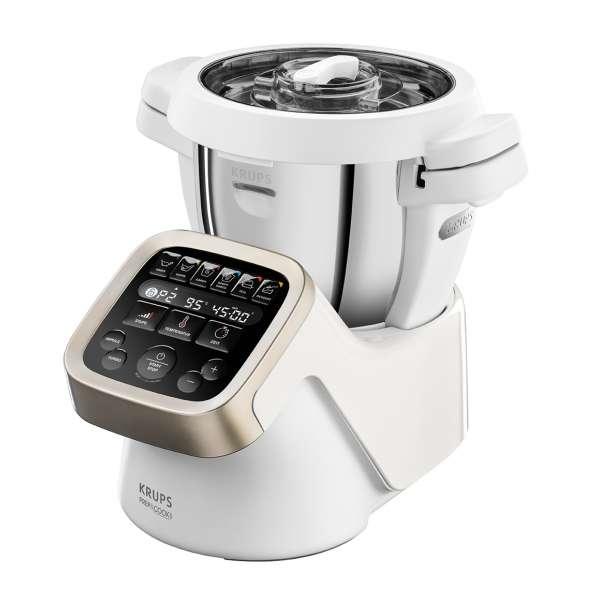 Krups Prep & Cook HP 5031 inkl. Gutschein für Dampfgaraufsatz im Wert von 129 €