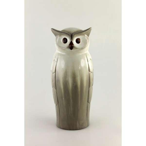 Goldbach Keramik Eule hoch