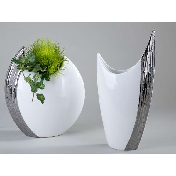 Formano Vase Edelweiss oval