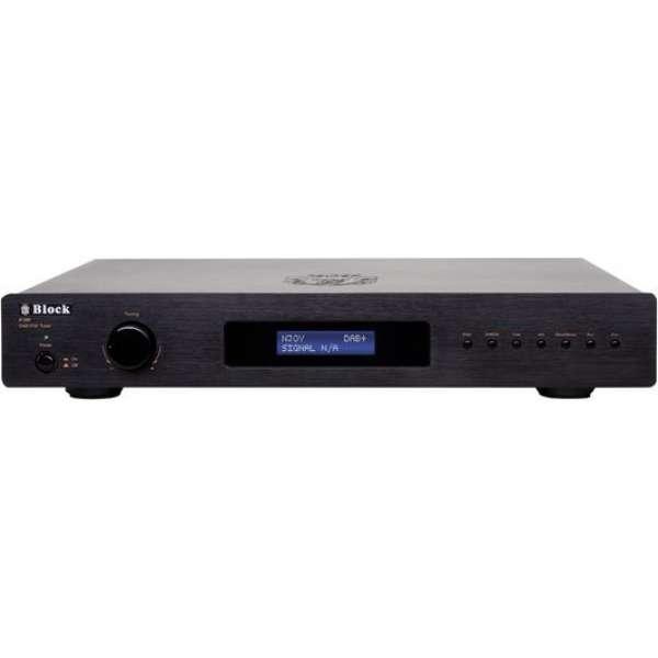 Audio Block Tuner R-250+ DAB+ saphirschwarz, Neu vom Fachhandel