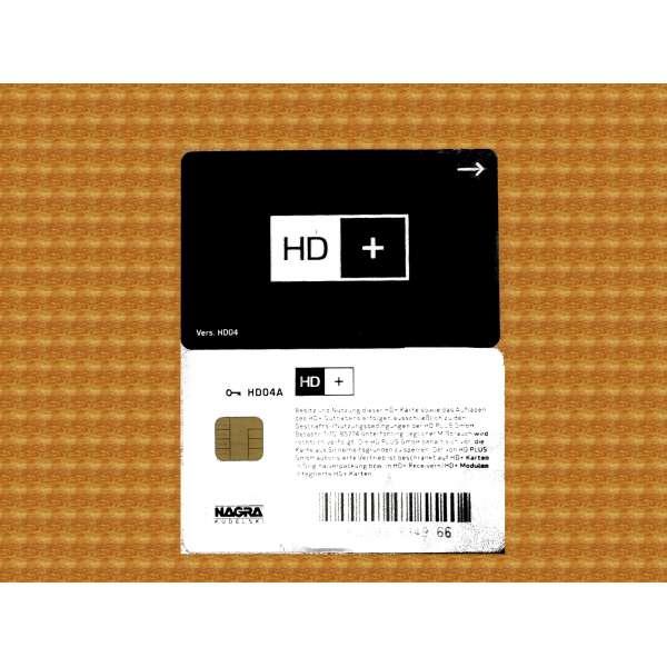 HD+ Karte HD04A
