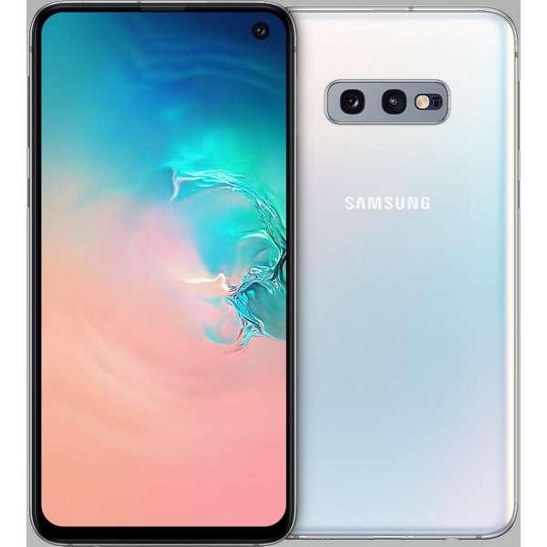 Samsung Galaxy S10e DualSim 128 GB weiß mit 1 Jahr Garantie