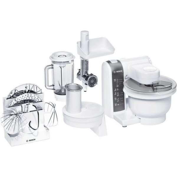 Bosch MUM 4855 Küchenmaschine 600W weis neu und original vom Fachhändler