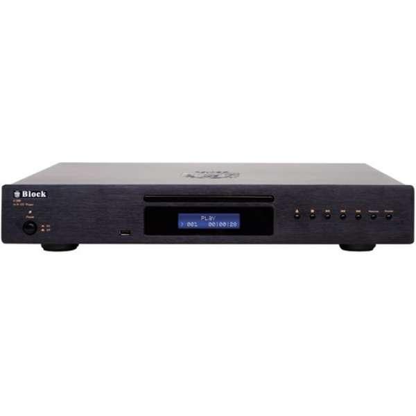 Audio Block CD-Spieler C-250 saphirschwarz, Neu vom Fachhandel
