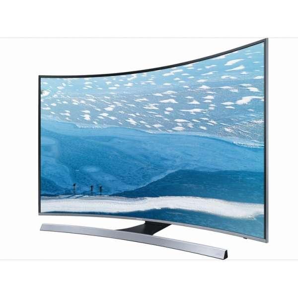 Samsung UE 49 KU 6649 UXZG Silber inkl. 200 € Entertainment Gutschein