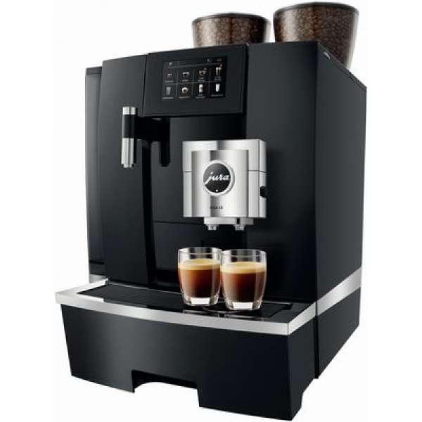 Jura Giga X8 Alu-sw, Kaffeevollautomat Gastro Professional, Neu vom Fachhändler