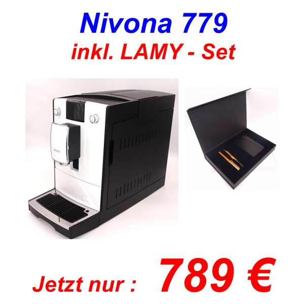 Nivona CafeRomatica 779 direkt vom Nivona Fachhandel