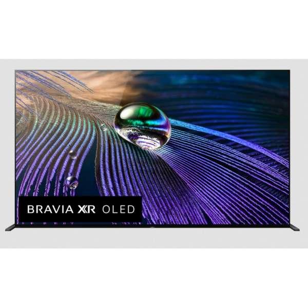 SONY XR55A90JAEP LED-TV OLED UHD 4K Twin Triple Tuner DVB-T2/C/S2 Google TV