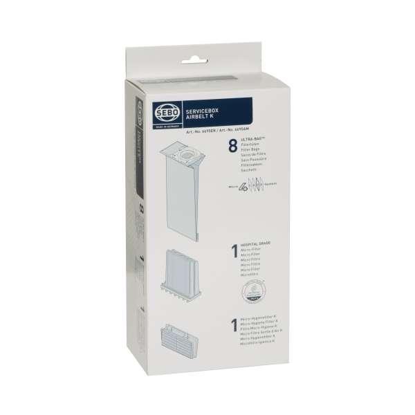 Sebo Service-Box Airbelt K Serie