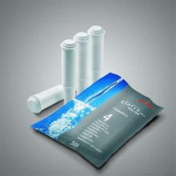 Jura Claris White Filterpatrone für XS/XF Geräte (4. Stück), Neu vom Fachhändler