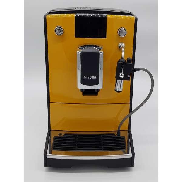 Nivona CafeRomatica 660 gelb direkt vom Fachhandel