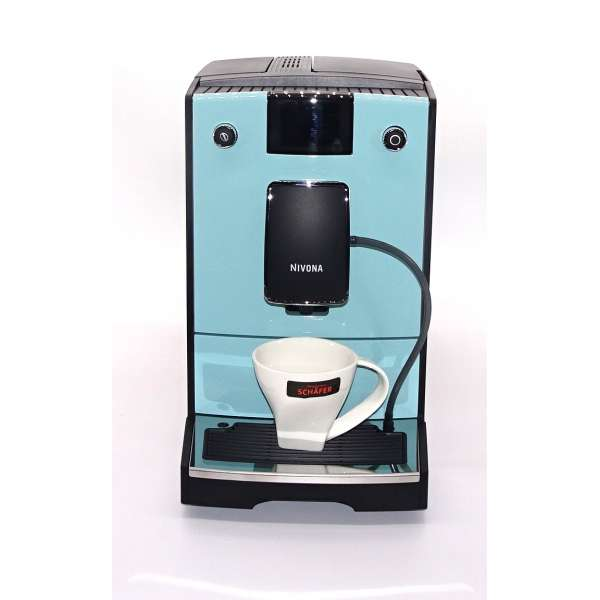 Nivona CafeRomatica 769 pastelltürkis RAL: 6034 direkt vom Fachhandel